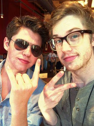 Exclusive! Cameron Mitchell Dishes on Life After The Glee Project