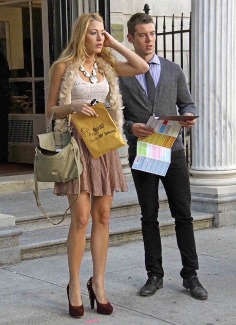 "Blair and Louis Have a Huge Fight! Gossip Girl Recap of Season 5, Episode 8: ""All the Pretty Sources"""