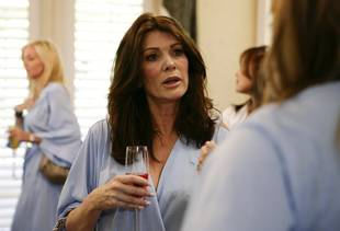 Lisa Vanderpump Opens Up About Season 2 of Real Housewives of Beverly Hills and the Negative Side of Fame
