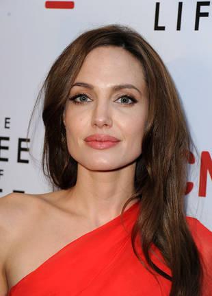 Angelina Jolie Reveals Her Morbid Backup Career