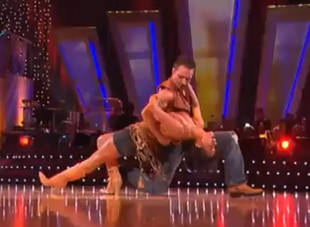 Flashback Friday: The Best DWTS Freestyle Of All Time