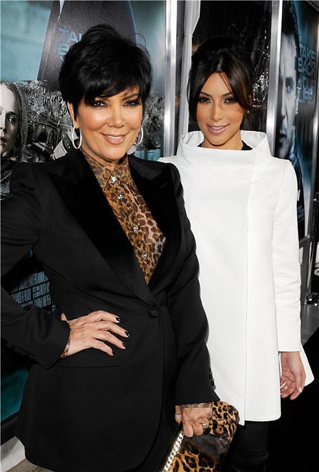 "Kris Jenner Says Affair Is ""Biggest Regret"" of Her Life"