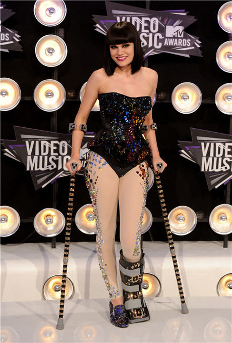 The X Factor USA: Who is Jessie J?