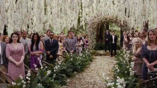 How Much Did Edward and Bella's Twilight Wedding Cost?