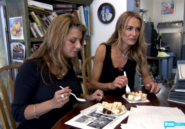 Taylor Armstrong's $2K Cake! Top 5 Ridiculous Moments from The Real Housewives of Beverly Hills Season 2, Episode 9