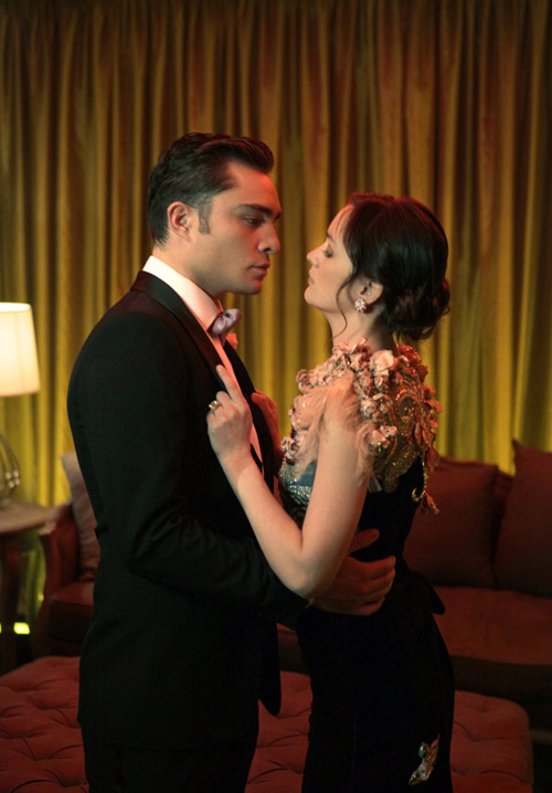 Gossip Girl Spoilers! The Royal Wedding: Will Chuck Stop Blair From Walking Down the Aisle?