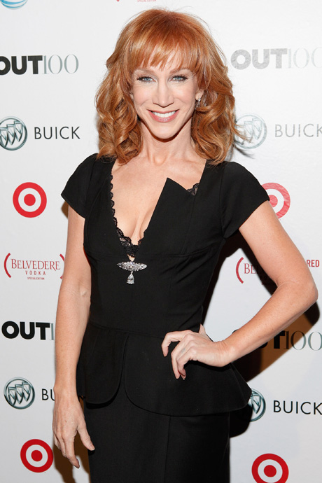 Kathy Griffin: I Can't Wait to Die So Phaedra Parks Can Direct My Funeral – Exclusive!