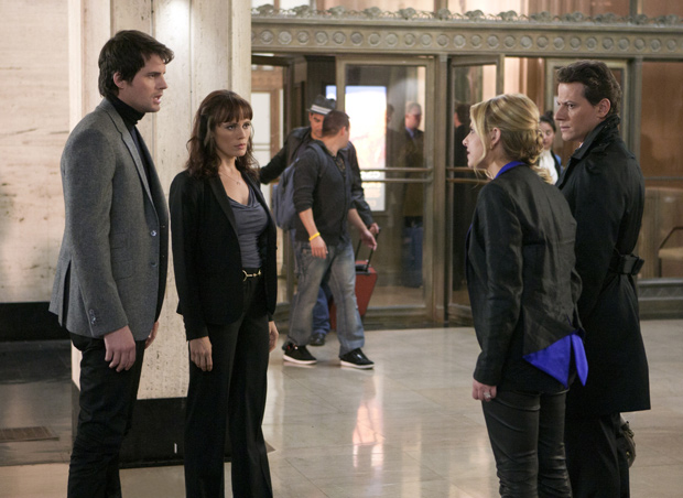 Is Ringer New on November 22, 2011?
