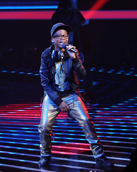 "The X Factor's Brian ""Astro"" Bradley: My Dad is a Jerk"