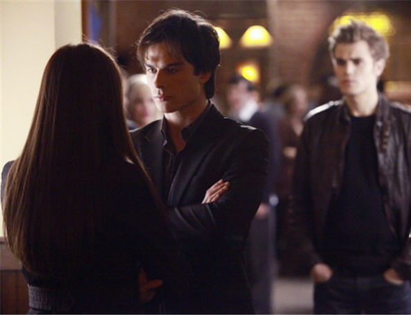 """The Top 9 Damon Snarks from The Vampire Diaries Season 3, Episode 8, """"Ordinary People"""""""