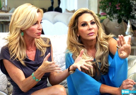 "Camille Grammer on Confronting Taylor Armstrong About Abuse: ""I Regret Now What I Said"""