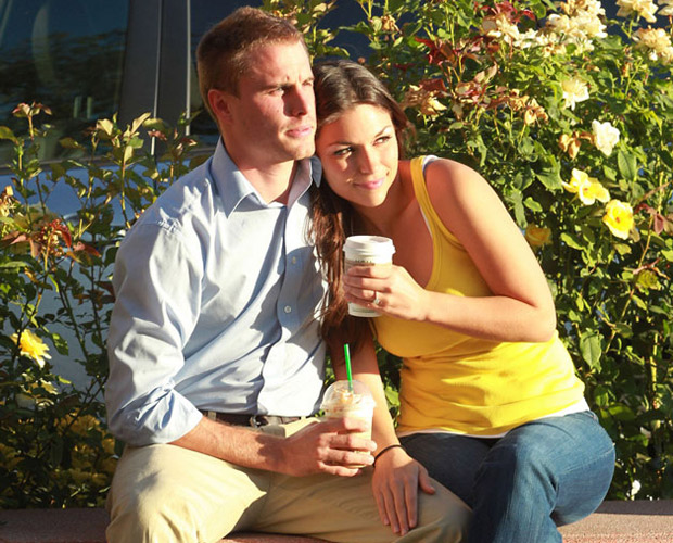 DeAnna Pappas and Stephen Stagliano Tweet Wedded Bliss