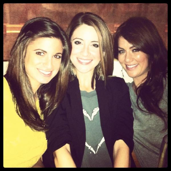 Jackie Gordon, Ashley Spivey, and Jillian Harris' Girls Night Out — Cute Pic of the Day!