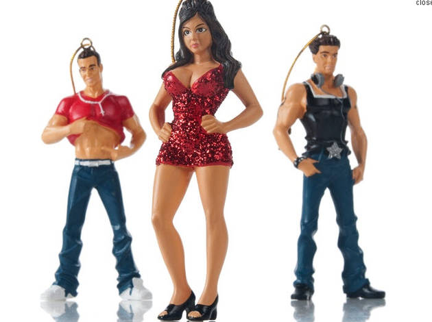 Christmas, Yeah! Decorate Your Tree With Jersey Shore Cast Ornaments