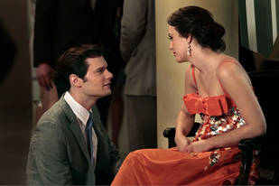 Gossip Girl Wedding Spoilers! Blair and Louis Spotted Kissing: Is It a Dream or Reality?