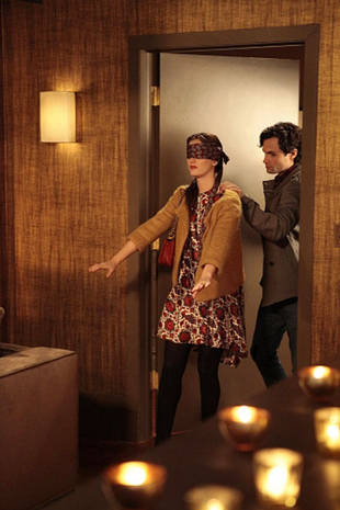 """Top 10 OMG Moments From Gossip Girl Season 5, Episode 10: """"Riding in Town Cars With Boys"""""""