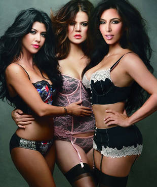 How Much Are Kim, Khloe, and Kourtney Kardashian Worth?