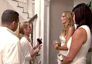 """Kim Richards Was """"Obviously Very Sick"""" at White Party, Says Co-Star Jennifer Gimenez – Exclusive"""