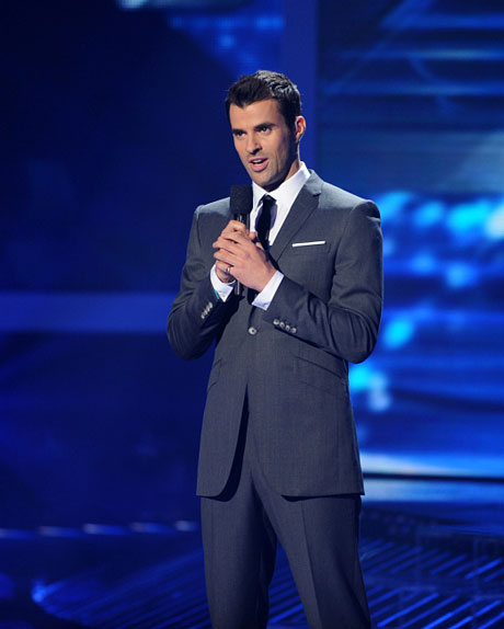 "X Factor Host Steve Jones Talks Melanie Amaro's ""Extraordinary"" Win, Returning for Season 2"