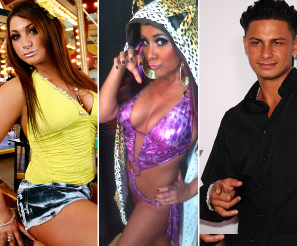 Which Jersey Shore Cast Member Had the Best 2011?