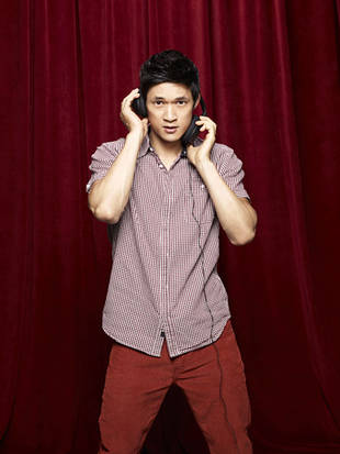 Glee's Harry Shum Jr. on Chord Overstreet's Season 3 Return, Mike and Tina's Rocky Road Ahead — Exclusive!