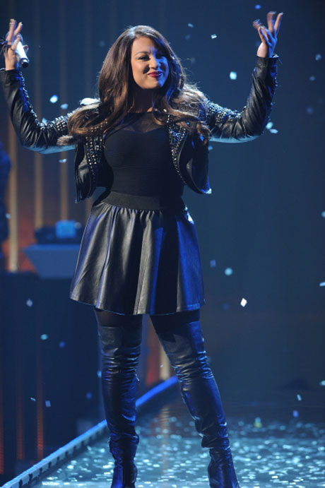 The X Factor Recap and Review: The Top 5 Perform on December 7, 2011