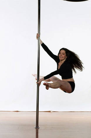 Gossip Girl's Sheila Kelley on Pole Dancing for Fitness, Plus What to Expect After the GG Hiatus — Wetpaint Exclusive!