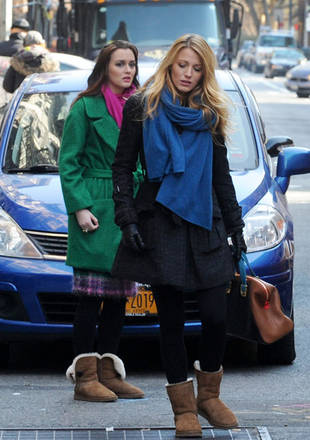 Gossip Girl Speculation: Blair and Serena Are Fighting! Is Dan Humphrey to Blame?