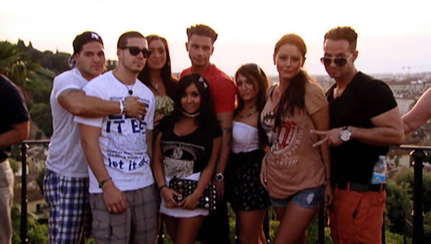 You Tell Us: Which Jersey Shore Castmate Changed the Most in 2011?