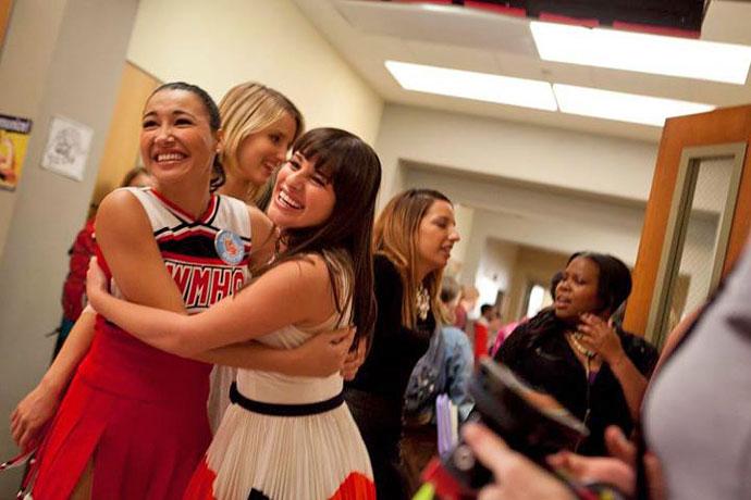 More Glee Season 3 Family Casting: Santana's Brother, Rachel's Dads!