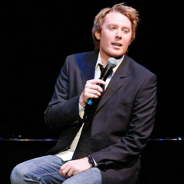 "Clay Aiken Releases New Song, ""Bring Back My Love"""