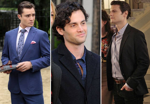 Dan, Chuck, or Louis: Who Will Blair Waldorf Marry in Gossip Girl Season 5? [POLL]