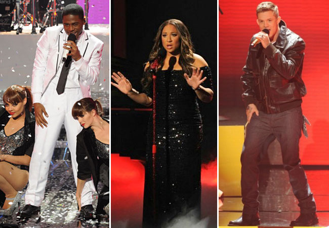 Full Recap of X Factor USA Results Show on Top 4 Elimination Night, December 15, 2011