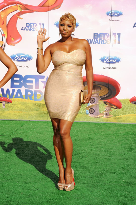 NeNe Leakes Will Be on Multiple Television Shows in 2012