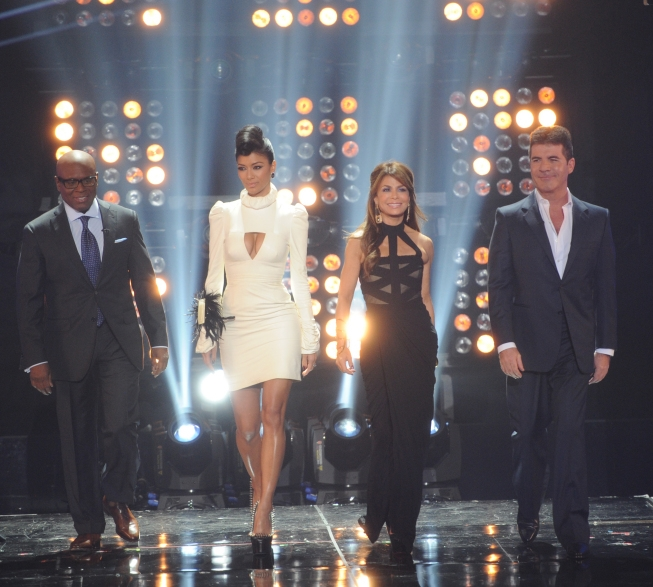 The X Factor USA Judges Evaluate The Show — Interview!