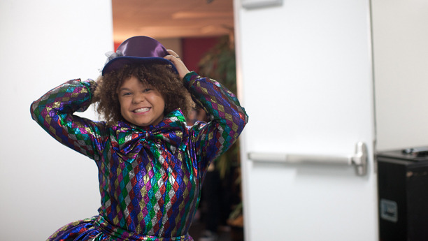 Rachel Crow in Talks With Disney! Could She Be the Next Miley Cyrus?