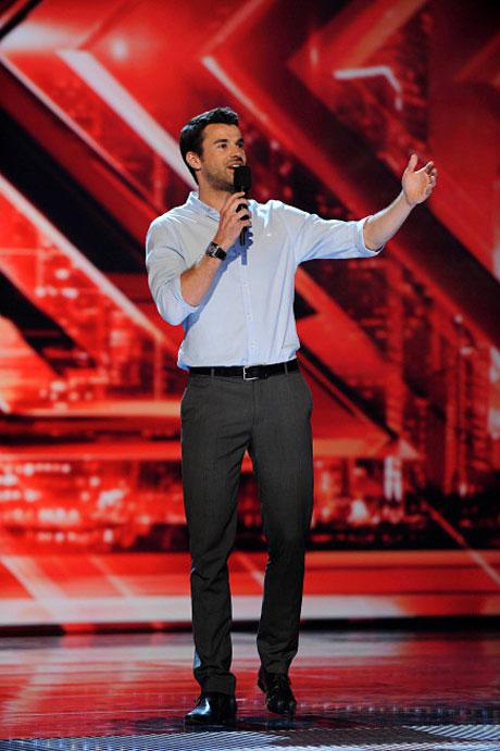 Source: X Factor Host Steve Jones Won't Be Asked Back For Season 2