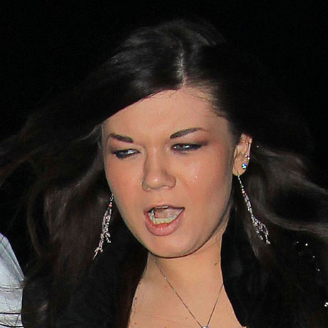 Amber Portwood Gets Into Drunk IHOP Fight