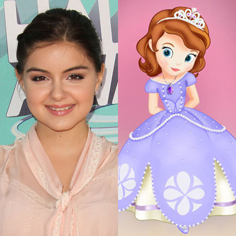 Ariel Winter Will Be the Voice of New Disney Princess Sofia!
