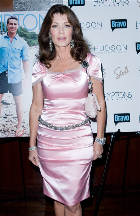 Lisa Vanderpump on Why She Thought Taylor Armstrong Didn't Know About Russell's E-Mail