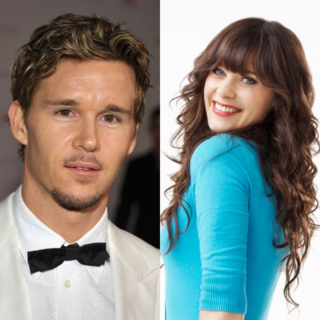 Ryan Kwanten Heading to New Girl to Be Zooey Deschanel's Valentine