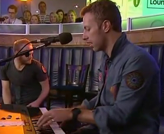 Coldplay's Chris Martin Loves The X Factor