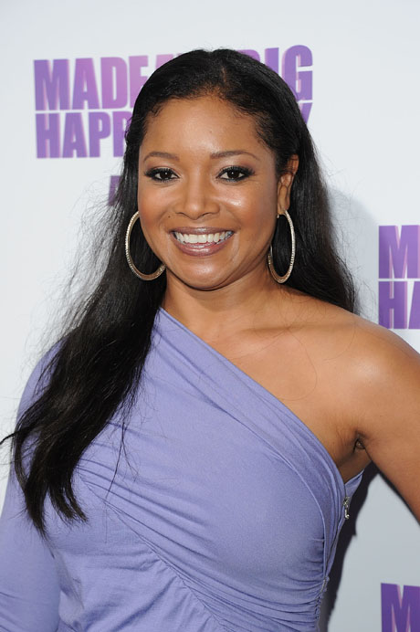 Castle's Tamala Jones on Her Brain Aneurysm: I Could Have Been Paralyzed Forever