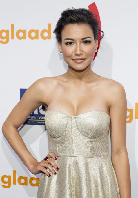 "Glee Christmas Song Spoiler! Listen to Naya Rivera Sing ""Santa Baby"""