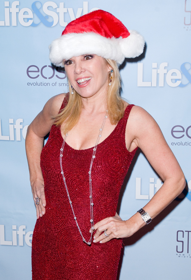 Ramona Singer Dishes About Her Holiday Plans and Season 5 of Real Housewives of New York – Exclusive
