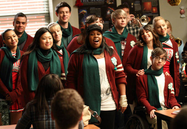 When Is the Glee Season 3 Christmas Episode?
