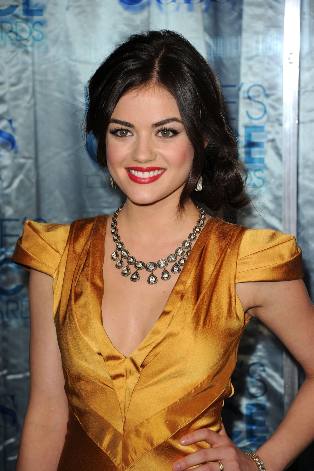 Lucy Hale Was a Singing Star on American Juniors