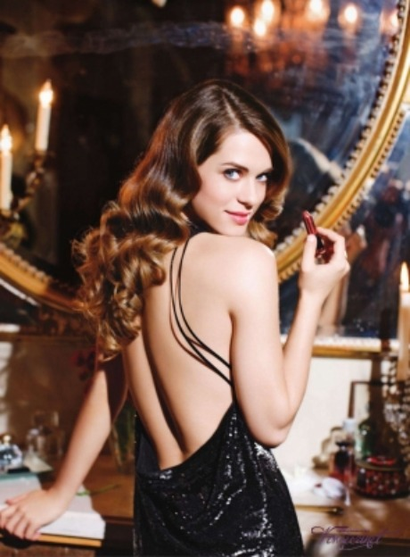 Lyndsy Fonseca Goes Glam for March Issue of Shape Magazine