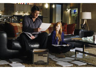 """Castle's Cold-Blooded Buddy: Synopsis for Season 3, Episode 15: """"The Final Nail"""""""