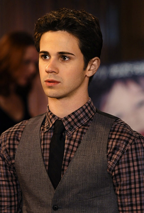 """Connor Paolo Wants His Gossip Girl Character Eric to """"Get Angrier"""""""